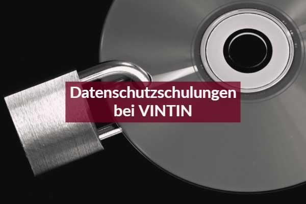 Datenschutzschulungen bei VINTIN