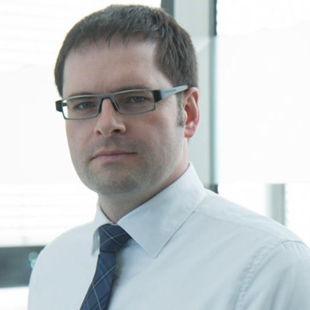 Dr. Dominik Englert, Manager Data Intelligence bei VINTIN