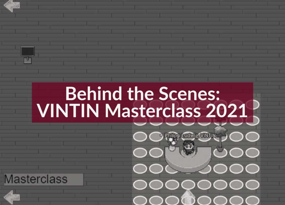 Behind the Scenes: VINTIN Masterclass 2021