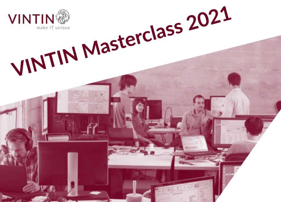 Videos der VINTIN Masterclass 2021 verfügbar