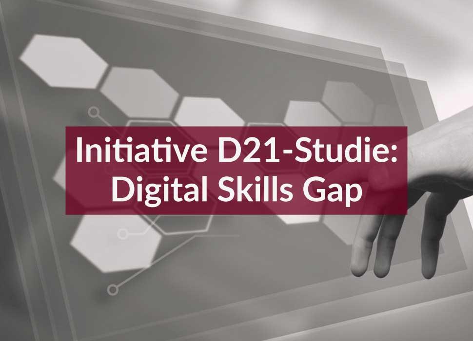 Initiative D21-Studie: Digital Skills Gap